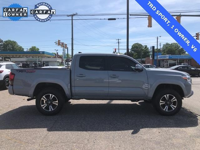 2019 Toyota Tacoma Double Cab 4x4, Pickup #276366A - photo 8