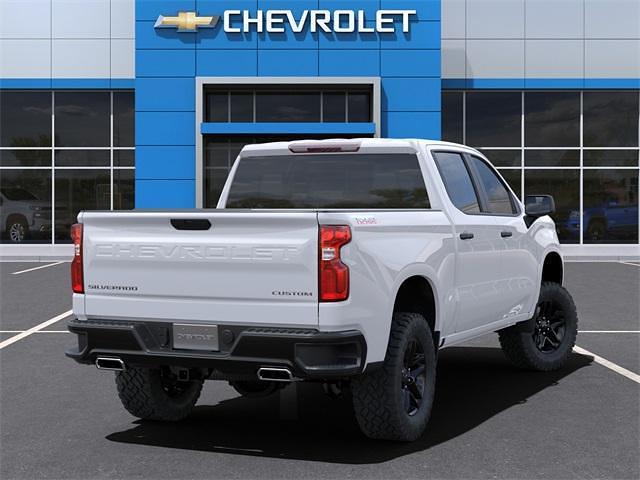 2021 Chevrolet Silverado 1500 Crew Cab 4x4, Pickup #280249 - photo 2