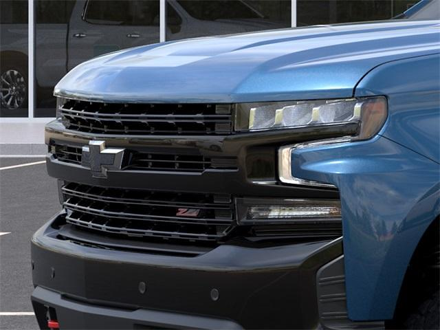 2021 Chevrolet Silverado 1500 Crew Cab 4x4, Pickup #280883 - photo 11