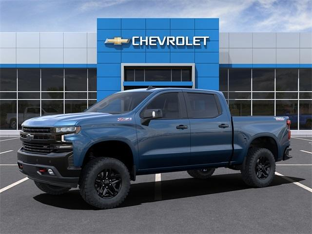 2021 Chevrolet Silverado 1500 Crew Cab 4x4, Pickup #280883 - photo 3