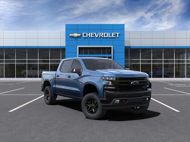 2021 Chevrolet Silverado 1500 Crew Cab 4x4, Pickup #280883 - photo 21