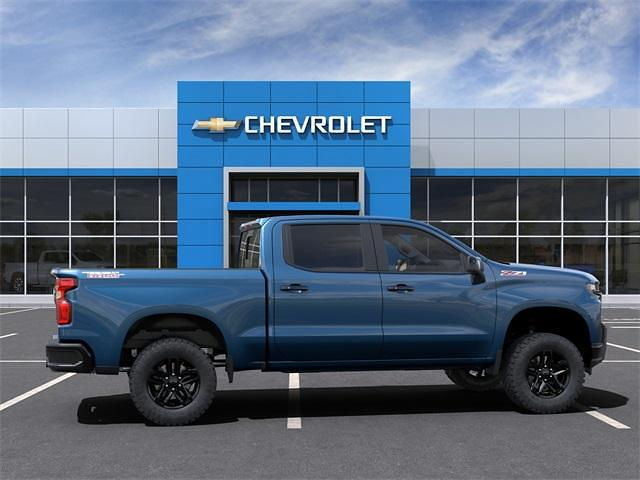 2021 Chevrolet Silverado 1500 Crew Cab 4x4, Pickup #280883 - photo 5