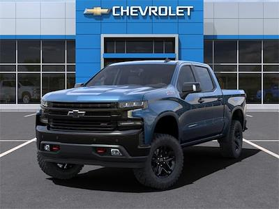 2021 Chevrolet Silverado 1500 Crew Cab 4x4, Pickup #280883 - photo 6