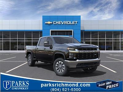 2021 Chevrolet Silverado 2500 Crew Cab 4x4, Pickup #283865 - photo 1