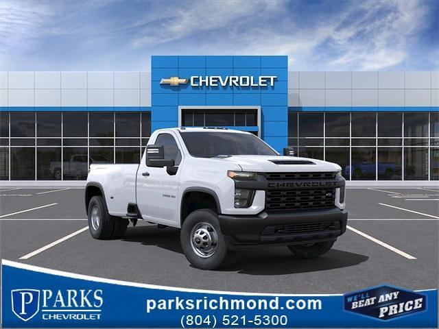 2021 Chevrolet Silverado 3500 Regular Cab 4x4, Pickup #FR5815 - photo 1