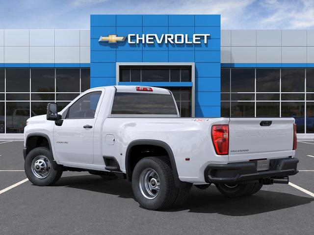 2021 Chevrolet Silverado 3500 Regular Cab 4x4, Pickup #FR5815 - photo 24