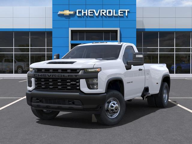 2021 Chevrolet Silverado 3500 Regular Cab 4x4, Pickup #FR5815 - photo 26