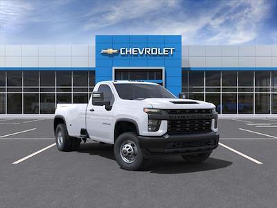 2021 Chevrolet Silverado 3500 Regular Cab 4x4, Pickup #FR5815 - photo 21