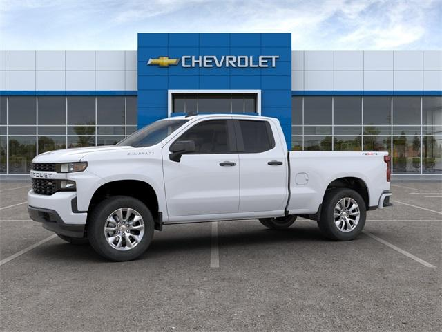 2020 Chevrolet Silverado 1500 Double Cab 4x4, Pickup #290422 - photo 3