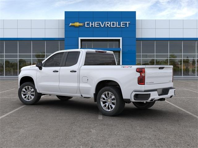 2020 Chevrolet Silverado 1500 Double Cab 4x4, Pickup #290422 - photo 4