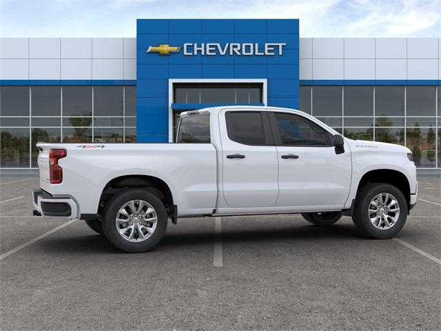2020 Chevrolet Silverado 1500 Double Cab 4x4, Pickup #290422 - photo 5