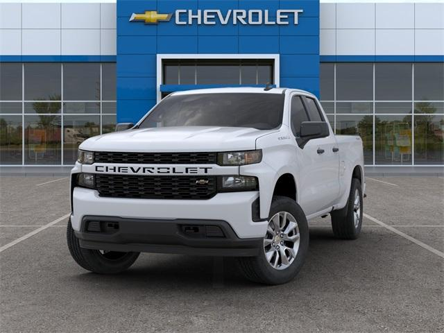 2020 Chevrolet Silverado 1500 Double Cab 4x4, Pickup #290422 - photo 6