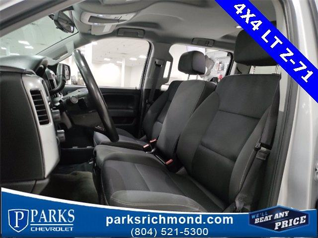 2016 Chevrolet Silverado 1500 Crew Cab 4x4, Pickup #303314A - photo 14