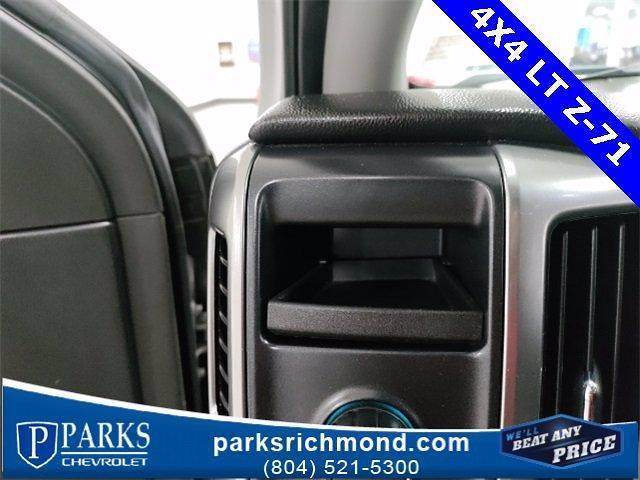 2016 Chevrolet Silverado 1500 Crew Cab 4x4, Pickup #303314A - photo 18