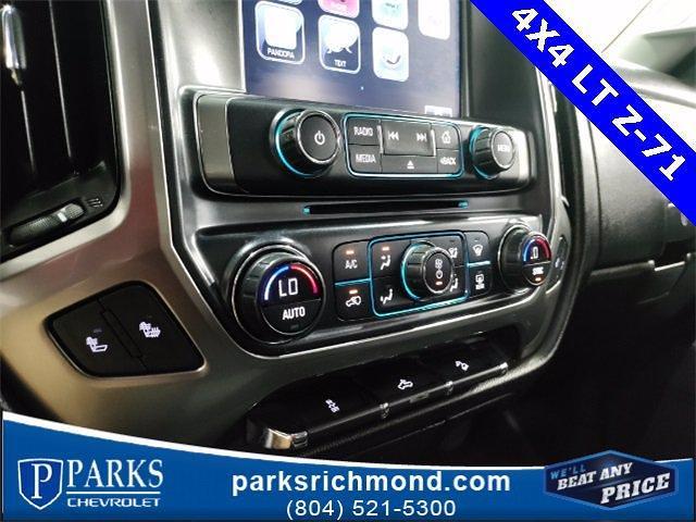 2016 Chevrolet Silverado 1500 Crew Cab 4x4, Pickup #303314A - photo 28