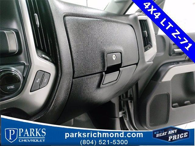 2016 Chevrolet Silverado 1500 Crew Cab 4x4, Pickup #303314A - photo 35