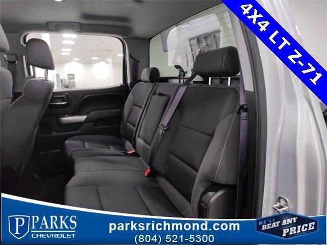 2016 Chevrolet Silverado 1500 Crew Cab 4x4, Pickup #303314A - photo 45