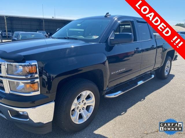 2015 Chevrolet Silverado 1500 Double Cab 4x4, Pickup #310132A - photo 1