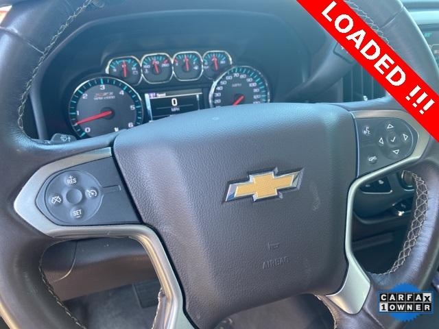 2015 Chevrolet Silverado 1500 Double Cab 4x4, Pickup #310132A - photo 14