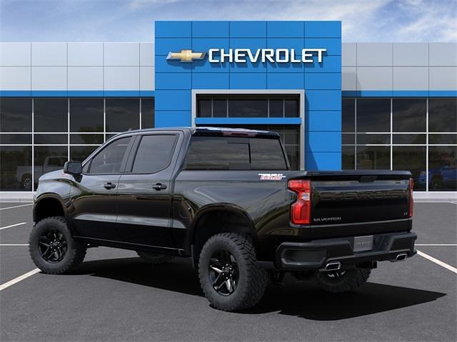 2021 Chevrolet Silverado 1500 Crew Cab 4x4, Pickup #315157 - photo 4