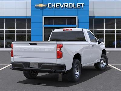 2021 Chevrolet Silverado 1500 Regular Cab 4x2, Pickup #FR6700 - photo 2