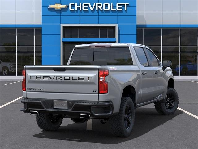 2021 Chevrolet Silverado 1500 Crew Cab 4x4, Pickup #321653 - photo 2