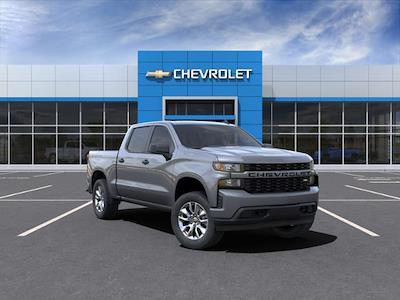 2021 Chevrolet Silverado 1500 Crew Cab 4x4, Pickup #325906 - photo 32