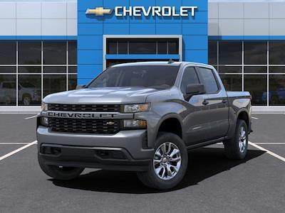 2021 Chevrolet Silverado 1500 Crew Cab 4x4, Pickup #325906 - photo 37