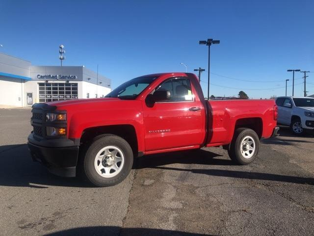 2014 Chevrolet Silverado 1500 Regular Cab 4x2, Pickup #331846XA - photo 3