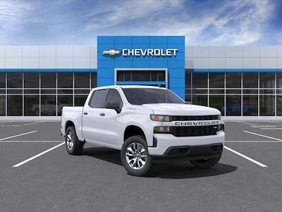 2021 Chevrolet Silverado 1500 Crew Cab 4x4, Pickup #331958 - photo 21