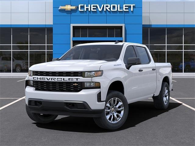2021 Chevrolet Silverado 1500 Crew Cab 4x4, Pickup #332421 - photo 6