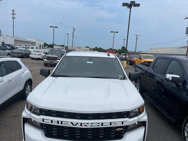 2021 Chevrolet Silverado 1500 Double Cab 4x2, Pickup #347327 - photo 4