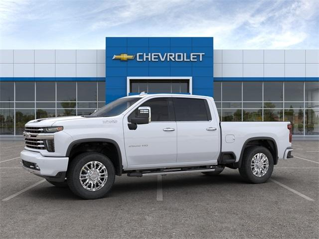 2020 Chevrolet Silverado 2500 Crew Cab 4x4, Pickup #348538X - photo 3