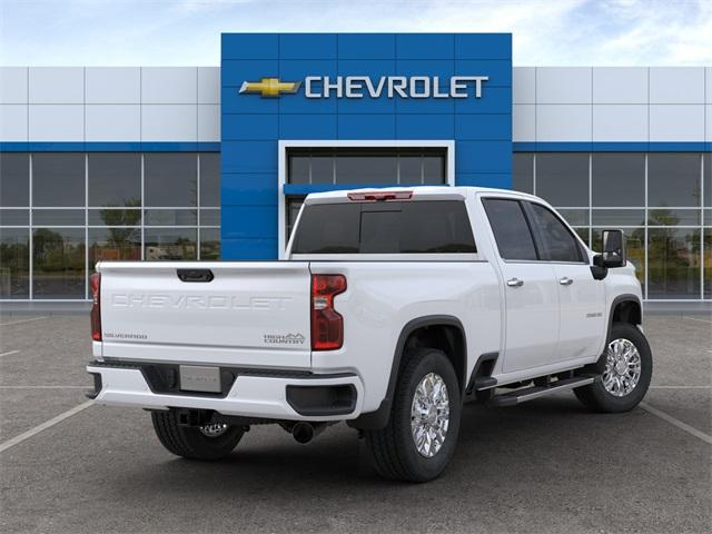 2020 Chevrolet Silverado 2500 Crew Cab 4x4, Pickup #348538X - photo 2