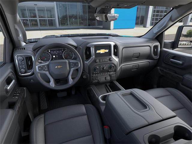 2020 Chevrolet Silverado 2500 Crew Cab 4x4, Pickup #348605 - photo 10