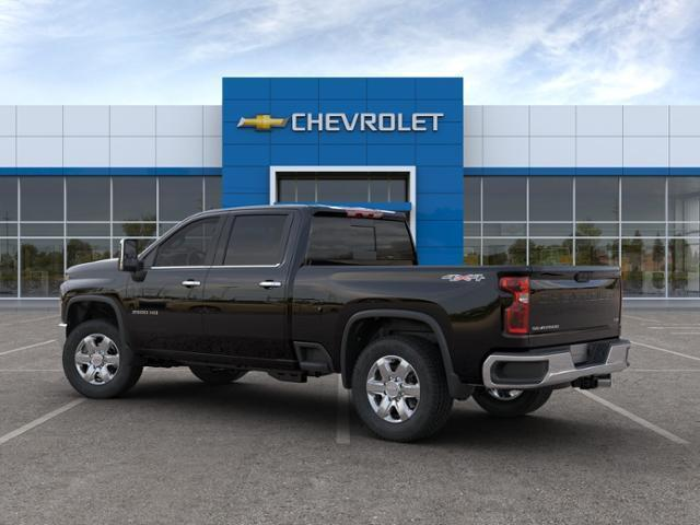 2020 Chevrolet Silverado 2500 Crew Cab 4x4, Pickup #348605 - photo 19