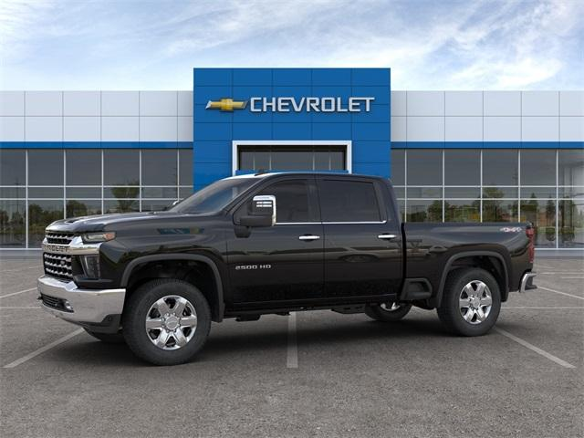 2020 Chevrolet Silverado 2500 Crew Cab 4x4, Pickup #348605 - photo 3