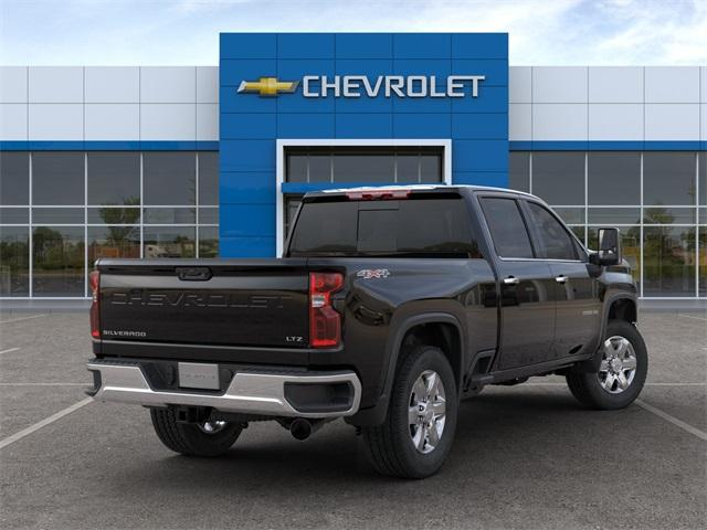 2020 Chevrolet Silverado 2500 Crew Cab 4x4, Pickup #348605 - photo 2