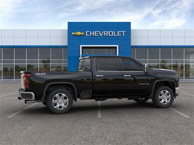 2020 Chevrolet Silverado 2500 Crew Cab 4x4, Pickup #348605 - photo 5