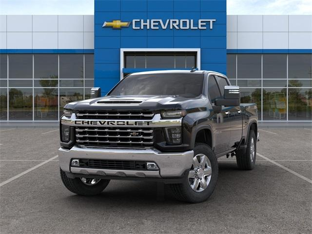 2020 Chevrolet Silverado 2500 Crew Cab 4x4, Pickup #348605 - photo 6