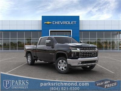2020 Chevrolet Silverado 2500 Crew Cab 4x4, Pickup #348605 - photo 1
