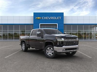 2020 Chevrolet Silverado 2500 Crew Cab 4x4, Pickup #348605 - photo 16