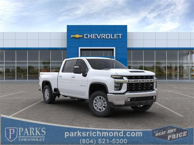 2020 Chevrolet Silverado 2500 Crew Cab 4x4, Pickup #349655 - photo 1