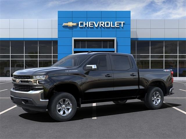 2021 Chevrolet Silverado 1500 Crew Cab 4x4, Pickup #351868 - photo 3