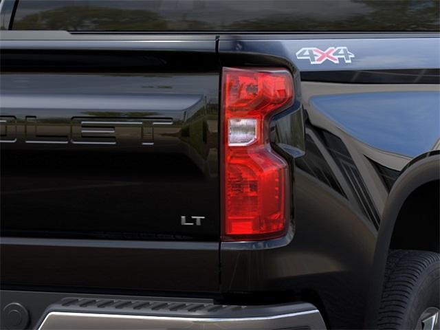 2021 Chevrolet Silverado 1500 Crew Cab 4x4, Pickup #351868 - photo 9