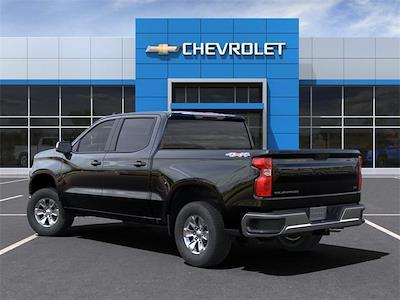 2021 Chevrolet Silverado 1500 Crew Cab 4x4, Pickup #351868 - photo 4