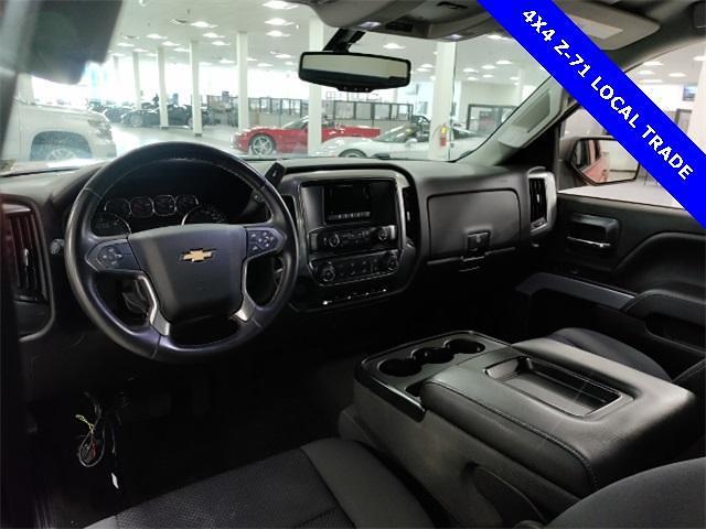 2014 Chevrolet Silverado 1500 Double Cab 4x4, Pickup #356319A - photo 16