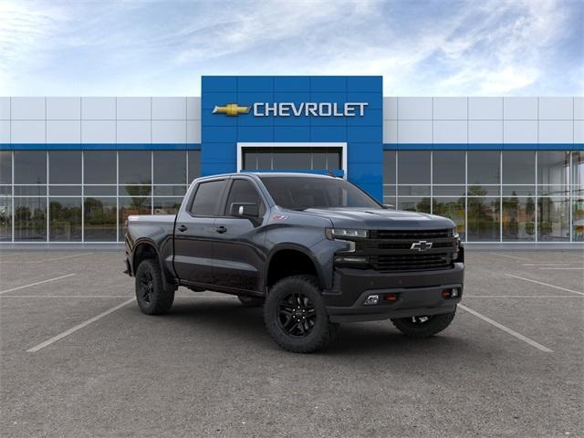 2020 Chevrolet Silverado 1500 Crew Cab 4x4, Pickup #360237 - photo 1