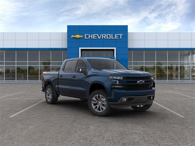 2020 Chevrolet Silverado 1500 Crew Cab 4x4, Pickup #366410 - photo 1