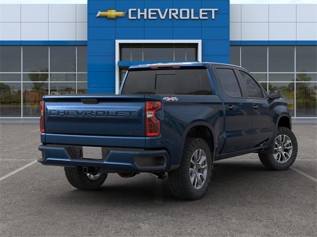 2020 Chevrolet Silverado 1500 Crew Cab 4x4, Pickup #366410 - photo 2
